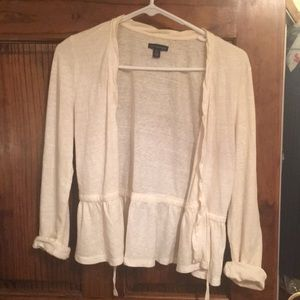 American Eagle medium light cardigan